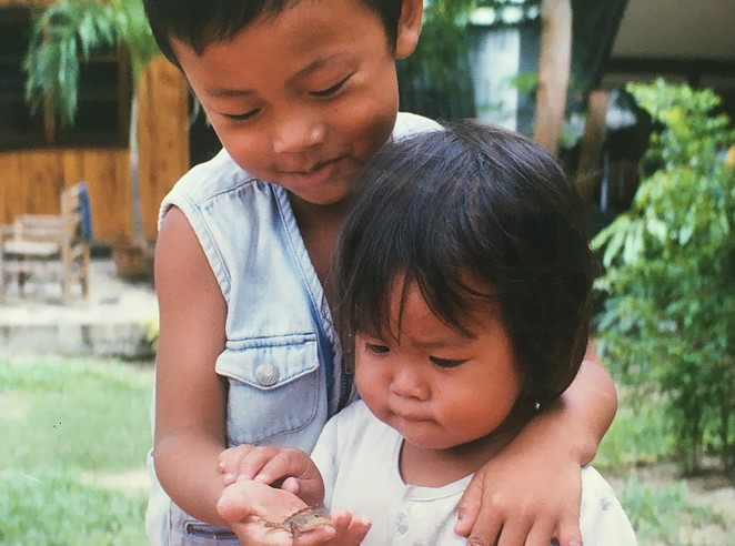 kinderen-Koh-Samet