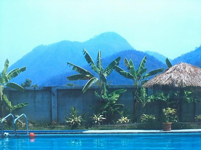 Zwembad-Pai