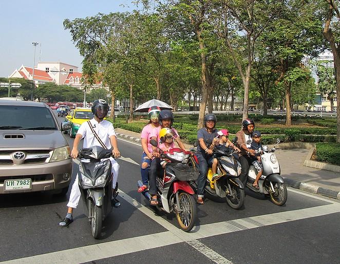 kinderen-Thailand