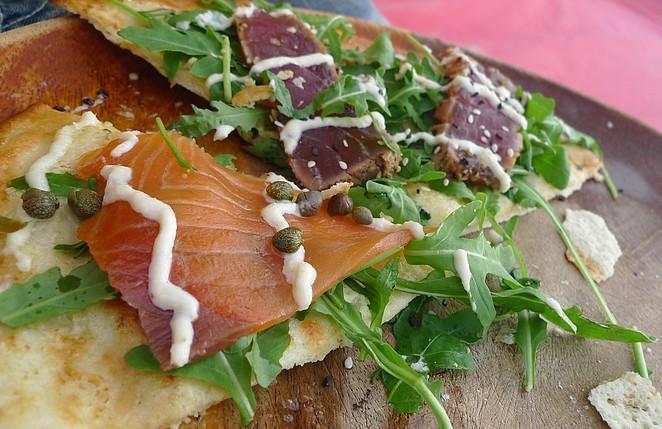 pizza-tonijn