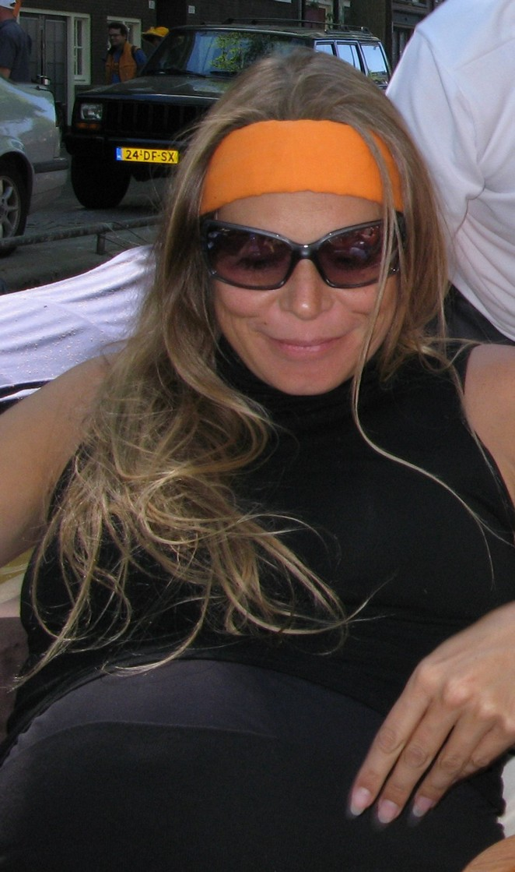 Denise-hoogzwanger
