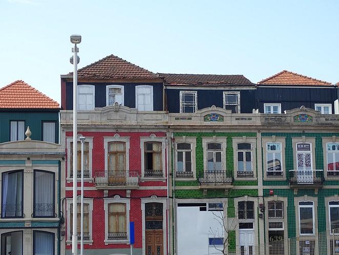 Gekleurde-huizen-porto