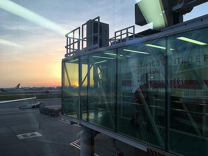 Lissabon-airport