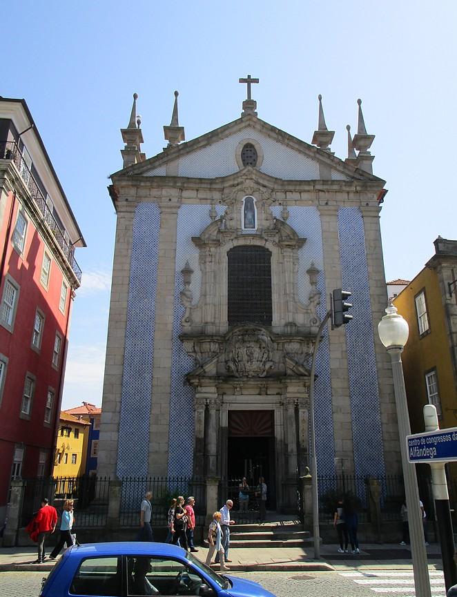 Mooie-kerk-Porto