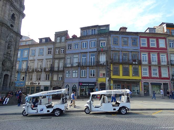 Tuk-tuks-Porto