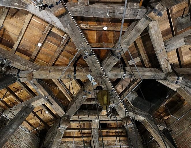 klokkentoren -grote-kerk