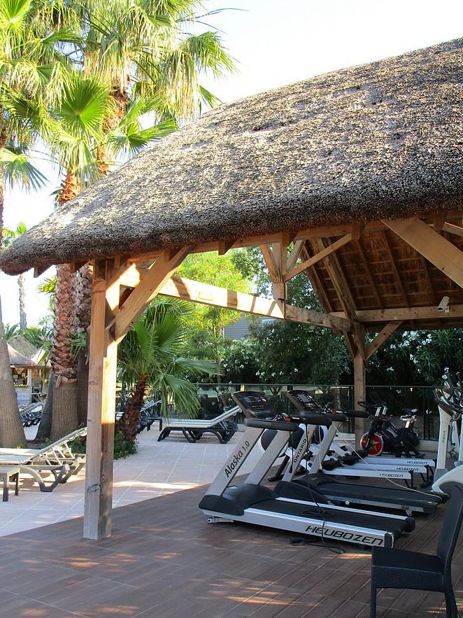 fitness-vakantie