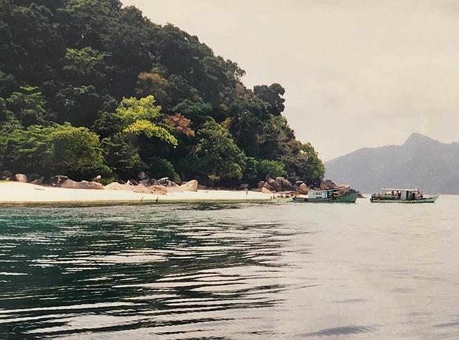 mooi-strand-maleisie