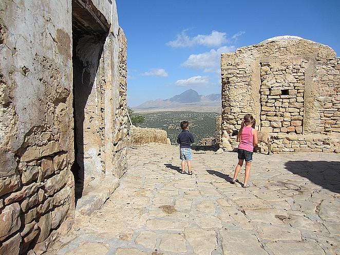 bergdorp-Tunesie