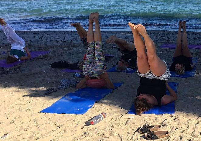 kaarsje-yoga