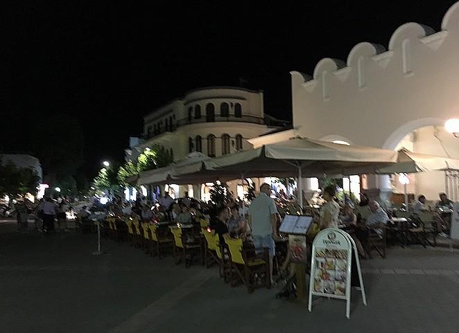 kos-stad-'s-avonds