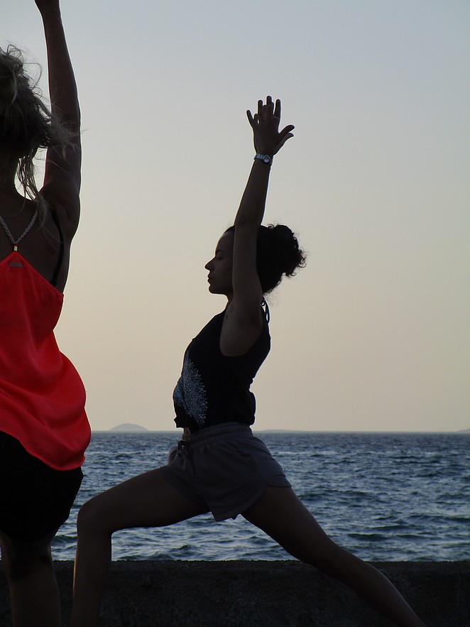 yoga-op-grieks-eiland