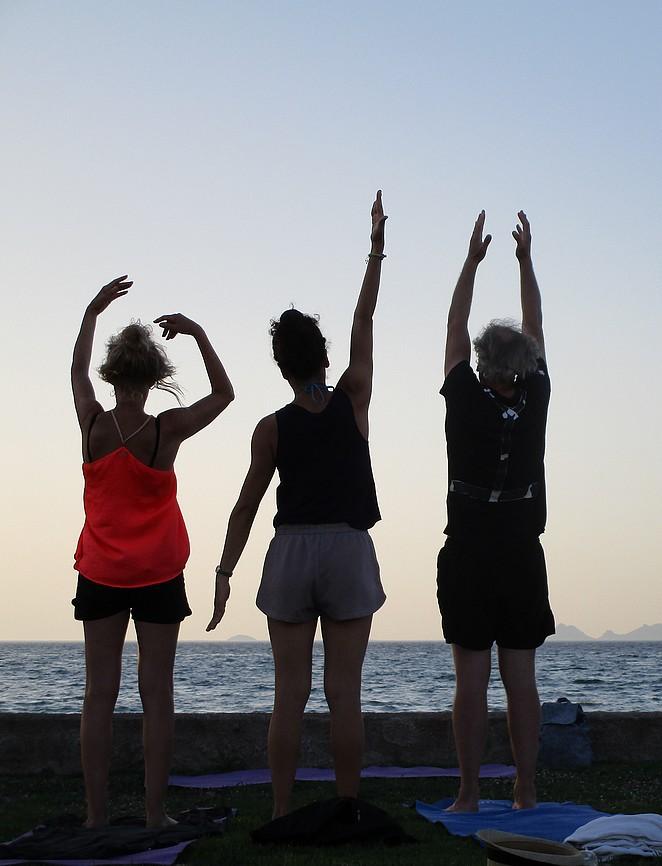 yoga-vakantie-kos