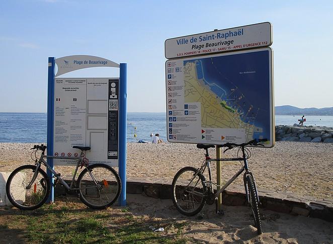 fietsen-in-saint-raphael