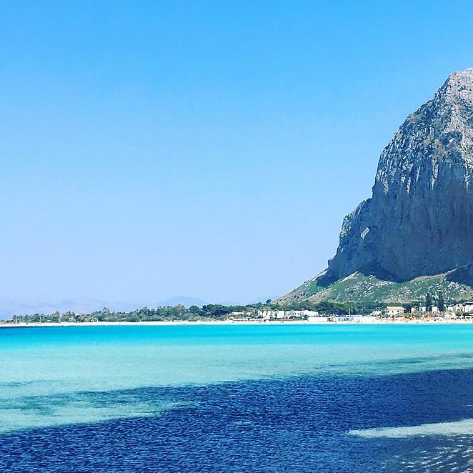 Paradijselijk strand San Vito lo Capo