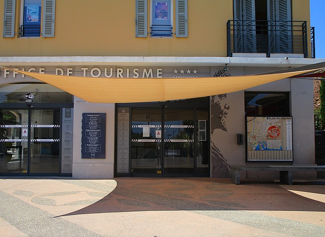 Musea en bezienswaardigheden in fr jus follow my footprints - Office du tourisme de frejus ...