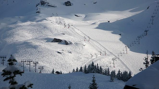 mooi-skigebied