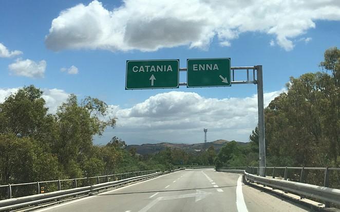 luchthaven sicilië catania