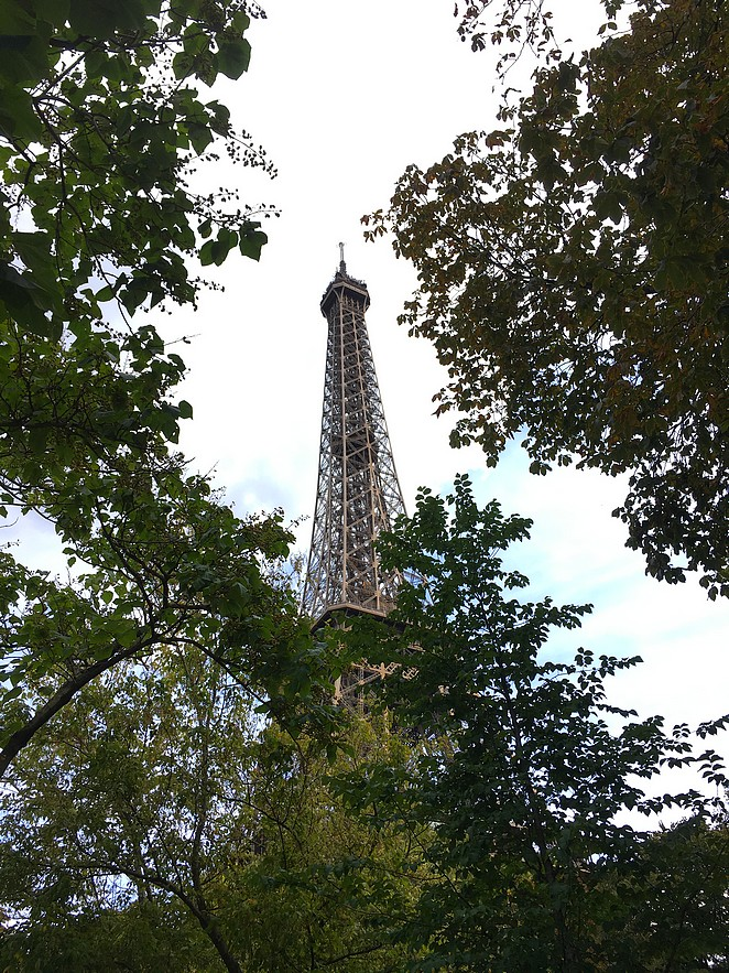 Eiffeltoren-blog