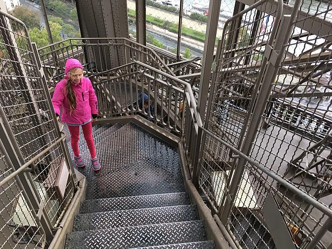 trap-eiffeltoren