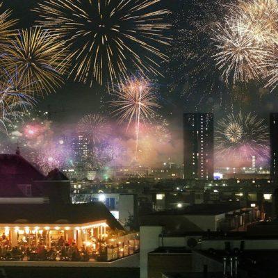 Oud en Nieuw in Den Haag: 3 rooftop party's!