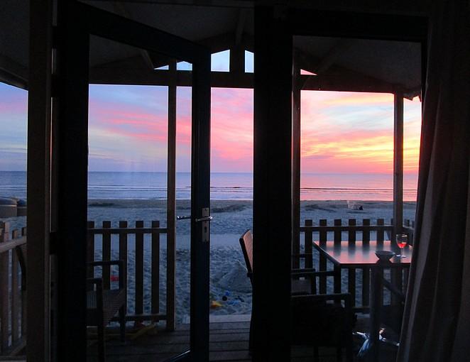 vakantie-strandhuisje