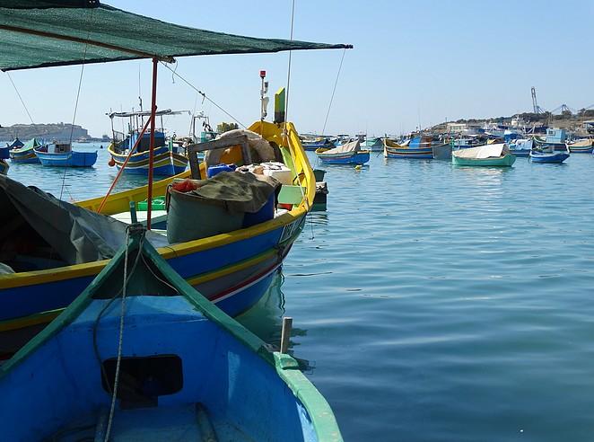 vissersbootjes-marsaxlokk