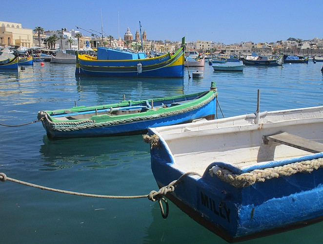 vissersdorp-marsaxlokk