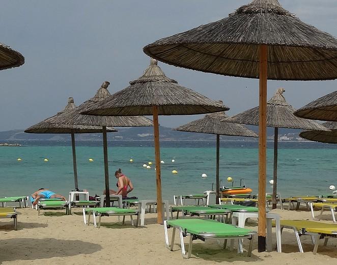 strand-chalkidiki