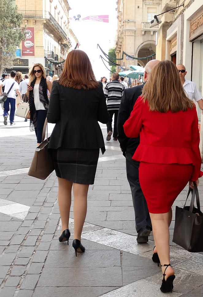 Vrouwen-valletta