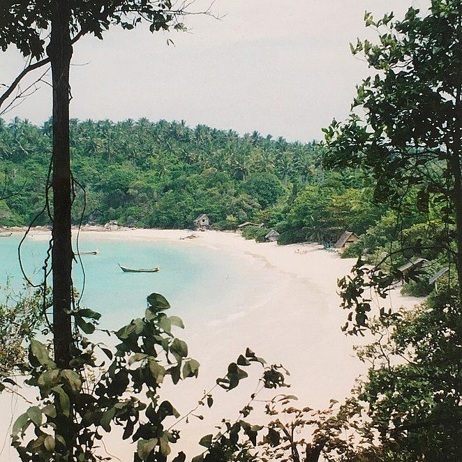 Koh Racha: Thais bounty eiland