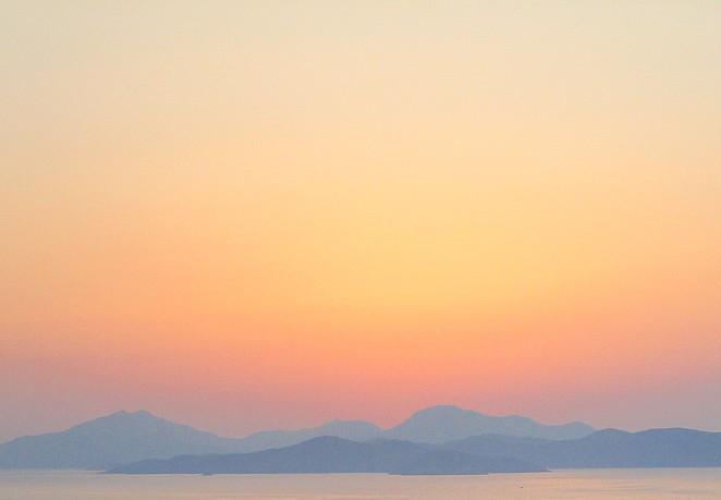 kos-zonsondergang