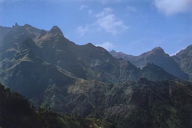 madeira-bergen