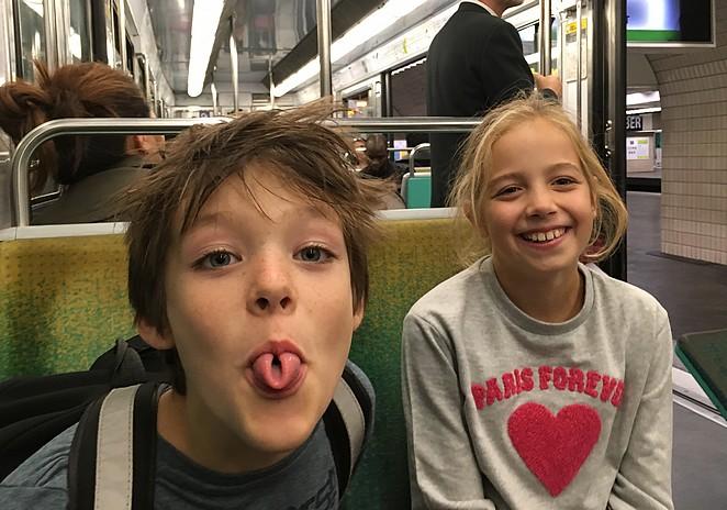 metro-parijs