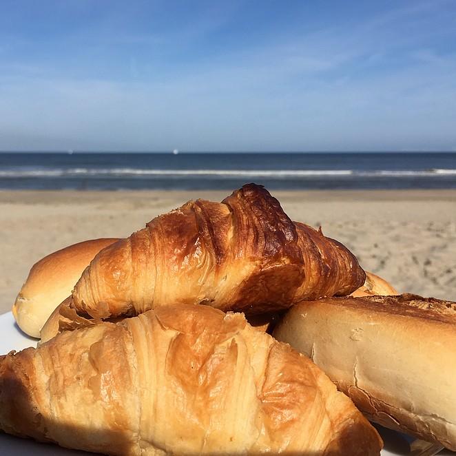 Paasontbijt op het strand (en nog 5 tips voor Pasen!)
