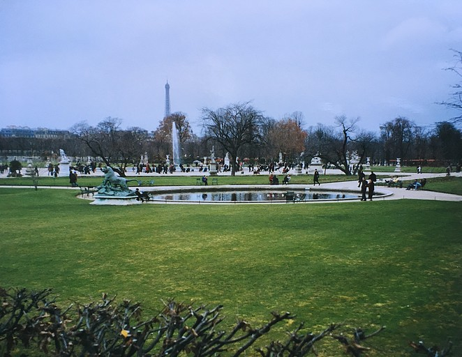 parken-parijs