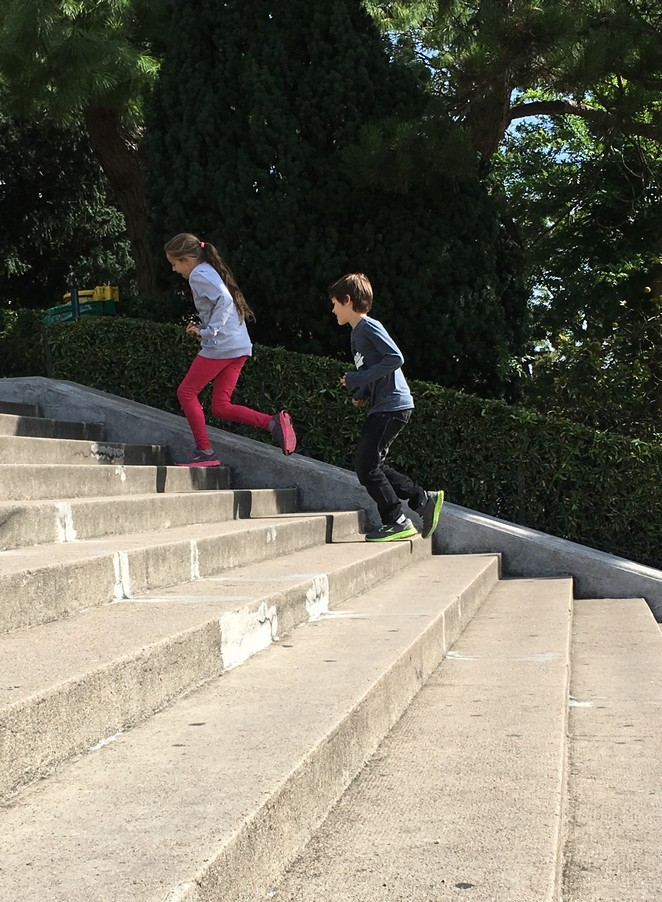 trappen-parijs