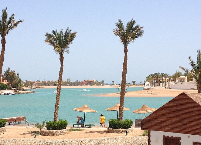 vakantie-Egypte