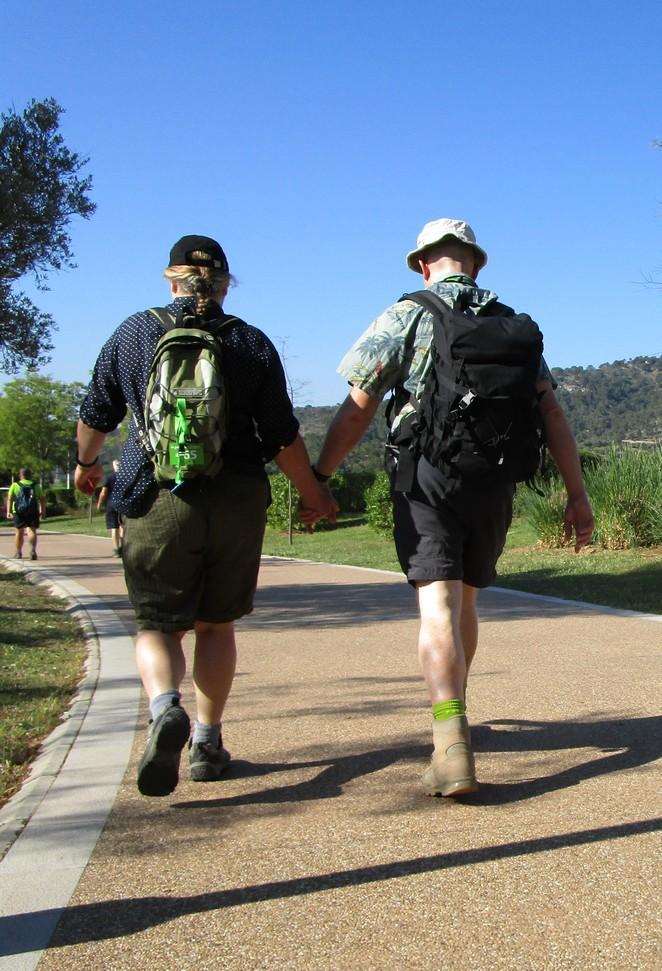 samen-wandelen