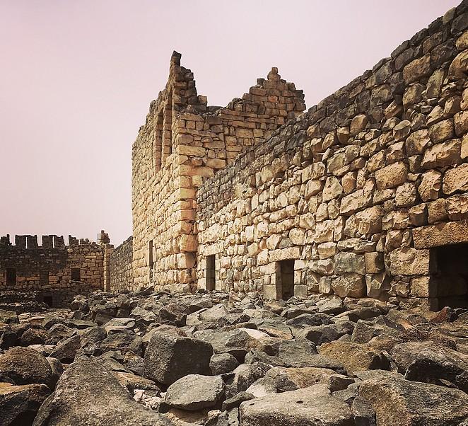 mooiste-plekken-jordanie-woestijnkasteel