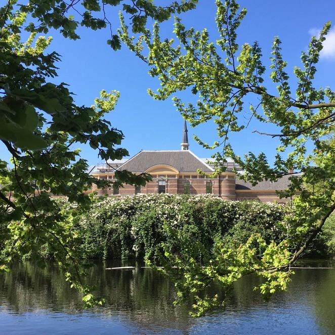 Paleistuin: groene oase in de Haagse binnenstad