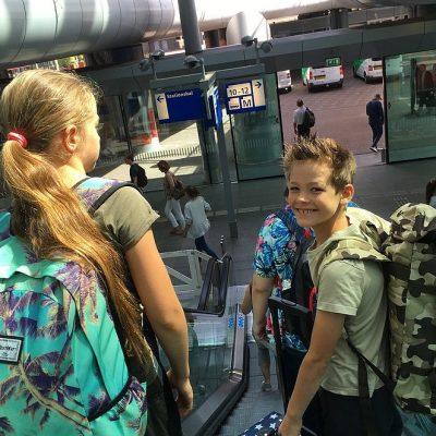 Interrail met kinderen: ik ga het doen! Maar…