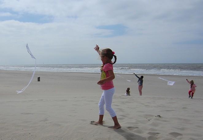kinderfeestje-den-haag-strand