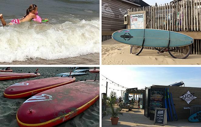 kinderfeestje-den haag-surfles