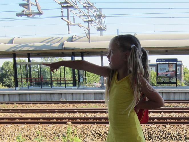 met-kinderen-met-de-trein