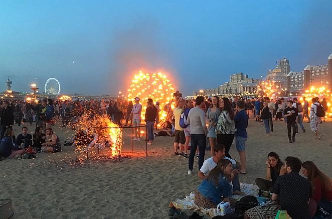 feest-aan-zee