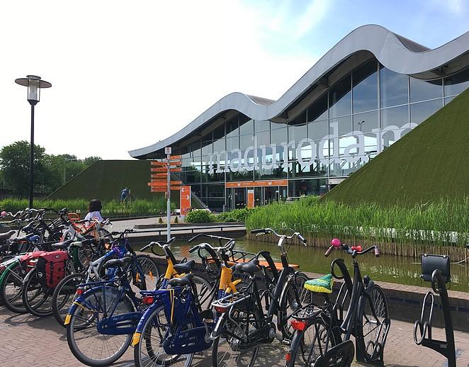 fietsroute-scheveningen