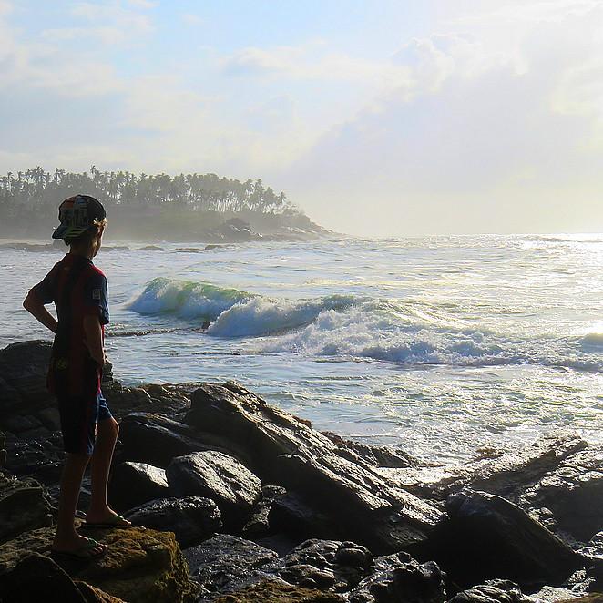 Sri Lanka met kinderen: kindvriendelijke stranden