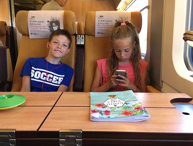 kinderen-trein-reizen