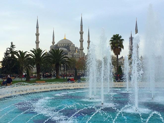 toerisme istanboel